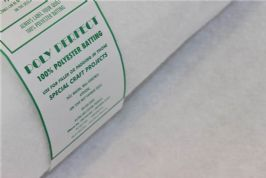 "Poly Perfect Polyester Wadding - 90"" wide - 100% Polyester"